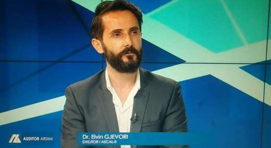 ASCAL Director gave an interview on TVSH